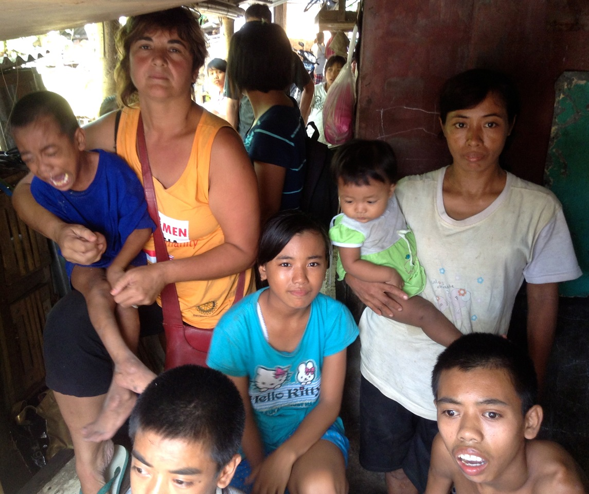 Go Pay Indonesia: Severely Disabled Families Need Help In Bali, Indonesia