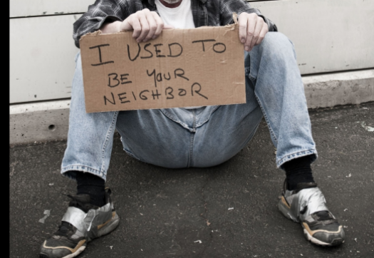 homelessness is not a crime charity nonprofit fundraising