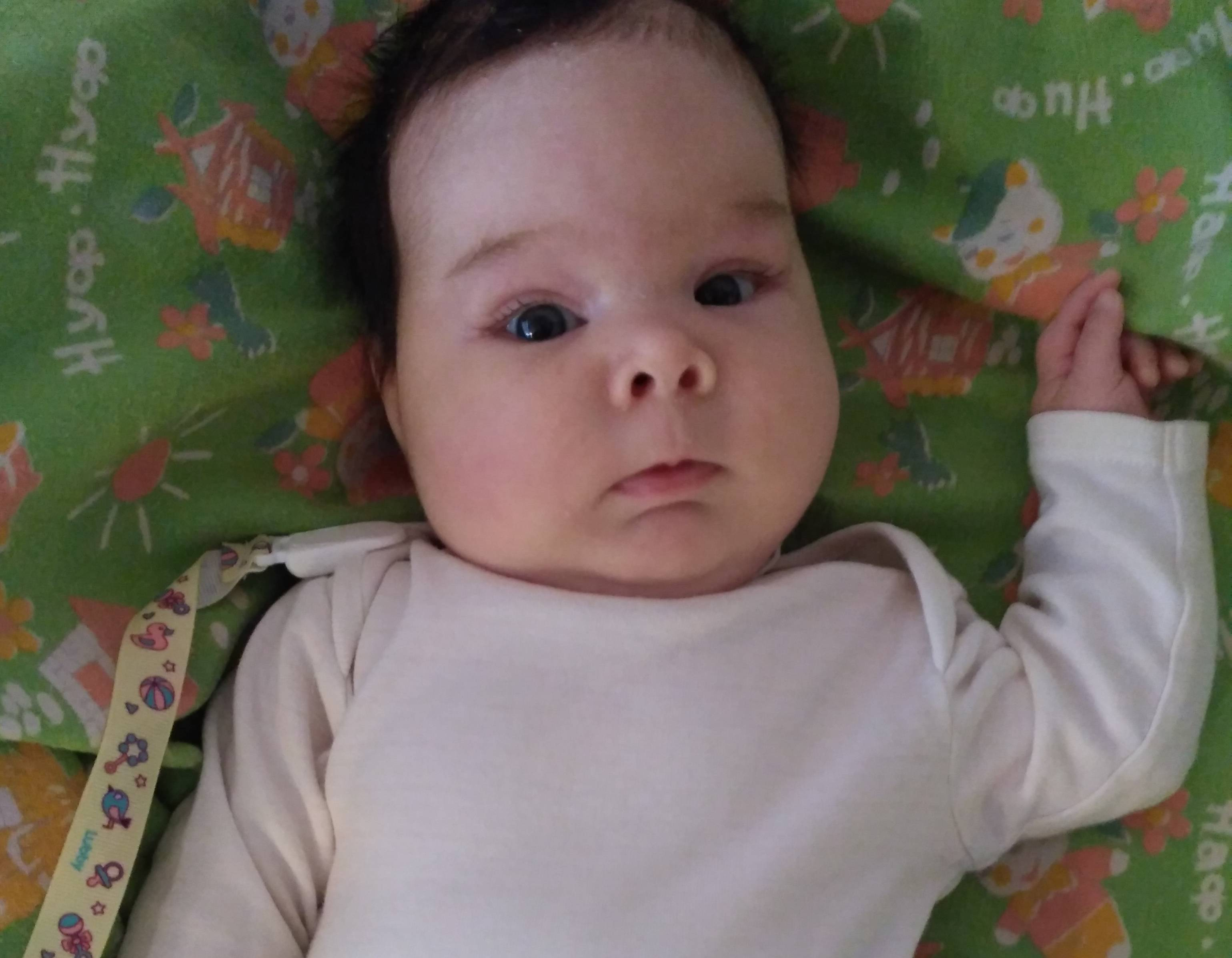 Help Ksenia to survive – Spinal Muscular Atrophy 1 | Medical