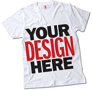 The ultimate list of fundraising ideas tips gogetfunding for Screen printing designs for t shirts