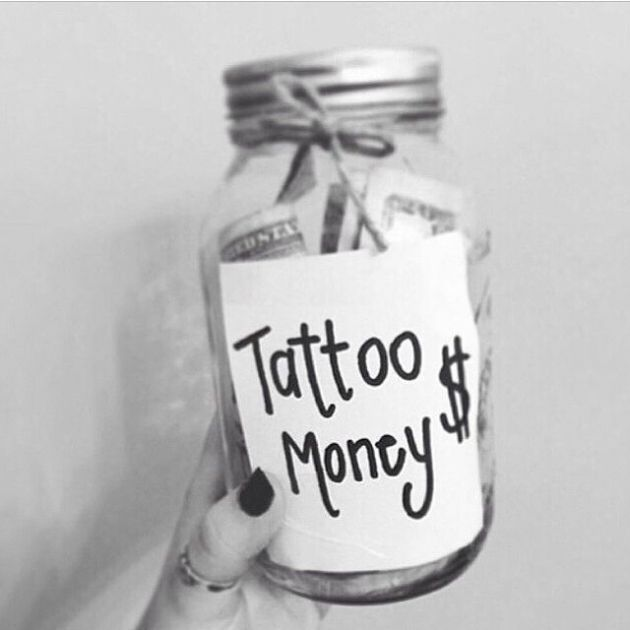 Help Me Open My Tattoo Studio Startup Fundraising Page With Gogetfunding Getting money tattoos is very similar in nature to showing off money, without the actual. help me open my tattoo studio startup