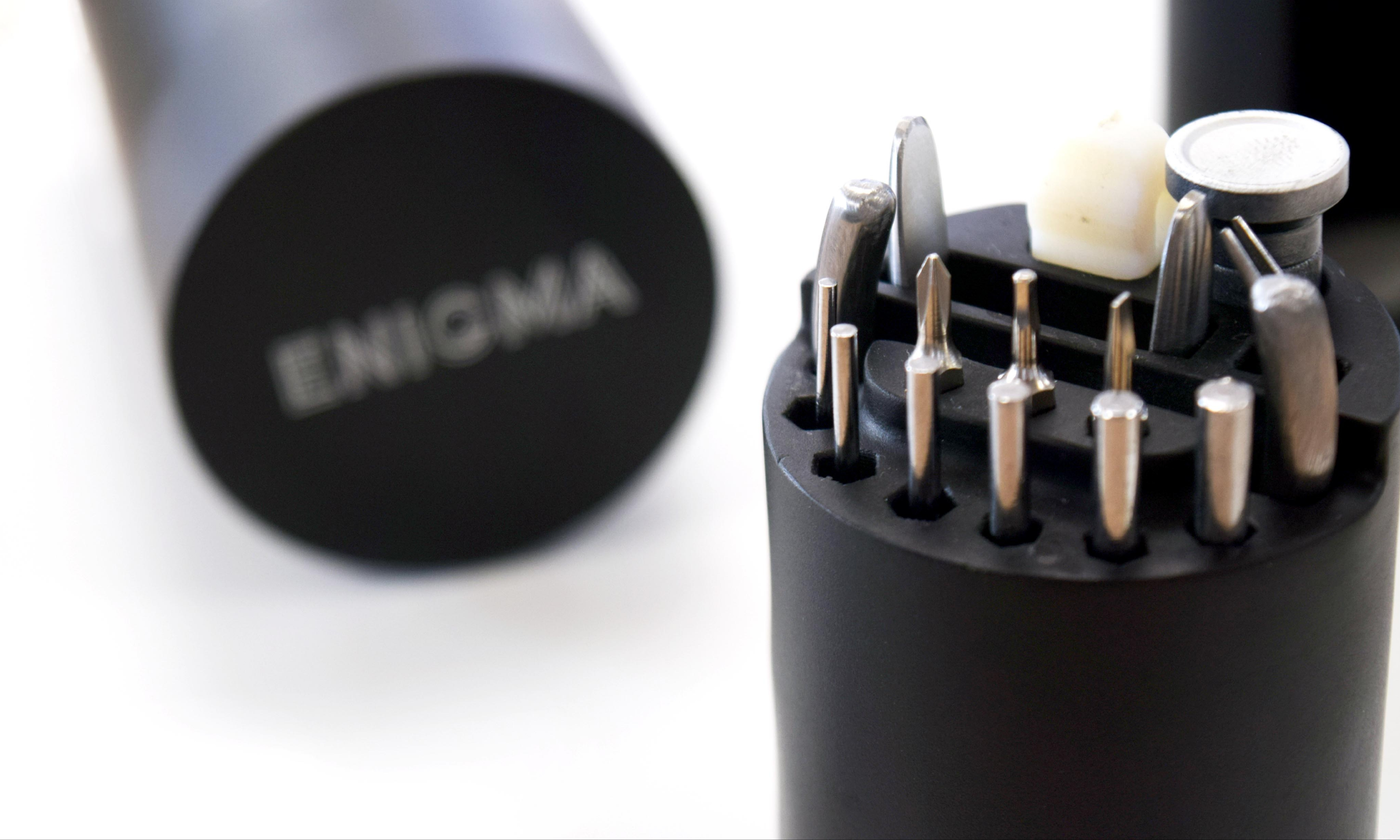 The ENIGMA  A vapers coil building multi-tool from Graph-X