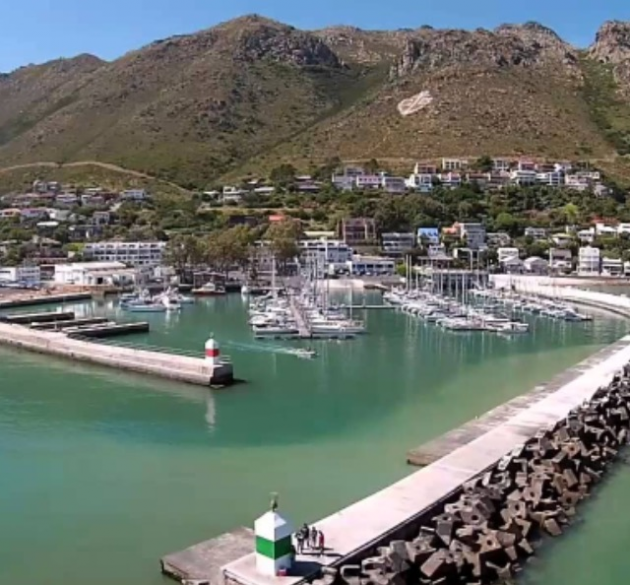 Transition to Gordon's Bay
