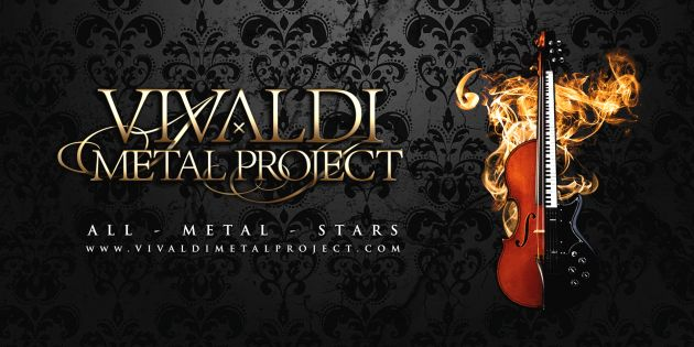 Vivaldi Metal Project - All-Metal-Star