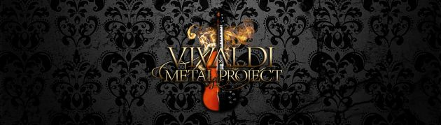Vivaldi Metal Project - Artwork by Henrik Ringbert