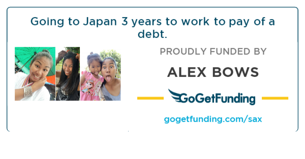 Funded by Alex Bows