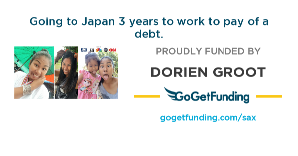Funded by Dorien Groot